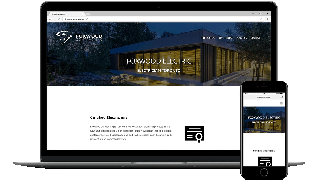 website-design-for-electrical-contractors
